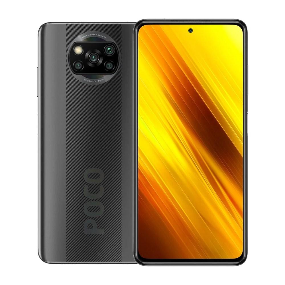 POCO X3 Global Version Bateria 6000mAh (India) 6GB 128GB Shadow Gray