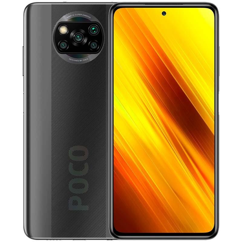 POCO X3 NFC Global Version Snapdragon 732G 6GB 128GB Shadow Gray