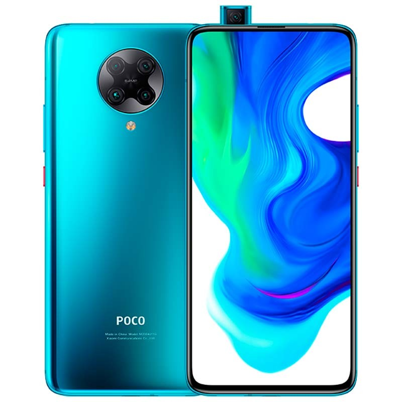 Smartphone POCOPHONE  F2 PRO Azul 256GB + 8GB RAM, Tela 6.67