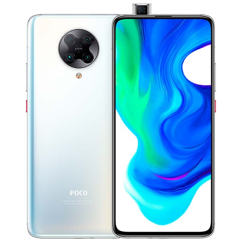 Smartphone POCOPHONE F2 PRO Branco 256GB + 8GB RAM, Tela 6.67