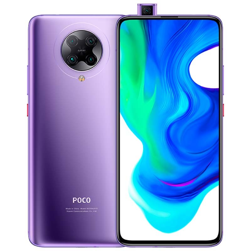 Smartphone POCOPHONE  F2 PRO Roxo 128GB + 6GB RAM, Tela 6.67