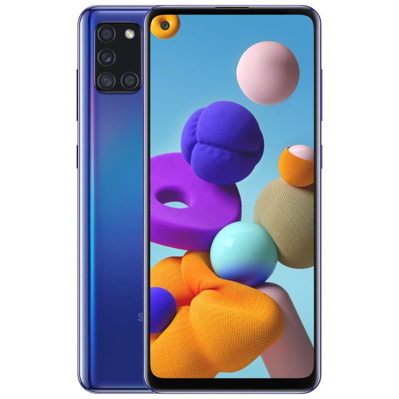 Smartphone Samsung A21s Azul 32GB