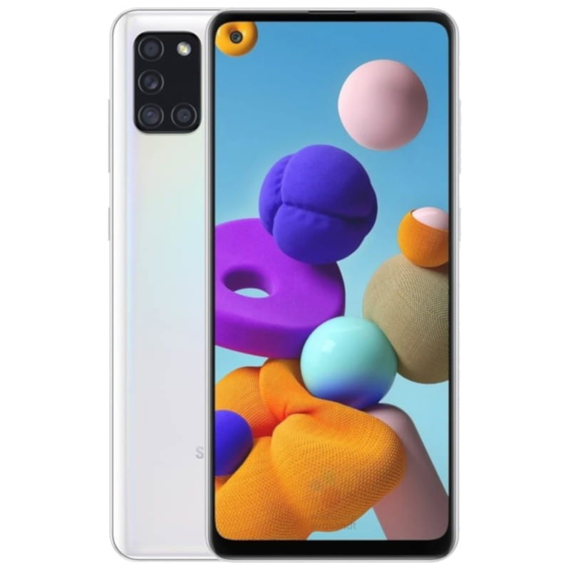 Smartphone Samsung A21s Branco 32GB