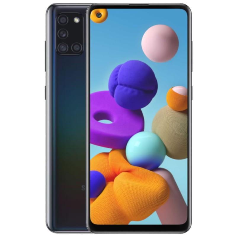 Smartphone Samsung A21s Preto 32GB