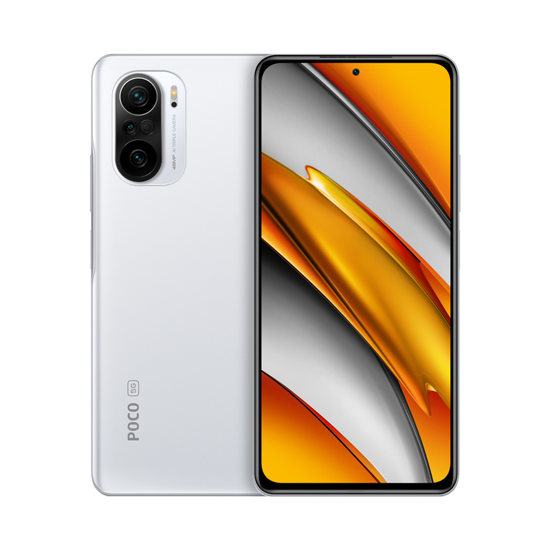 Smartphone Xiaomi Poco F3 5G 128GB 6GB RAM Tela 6.67