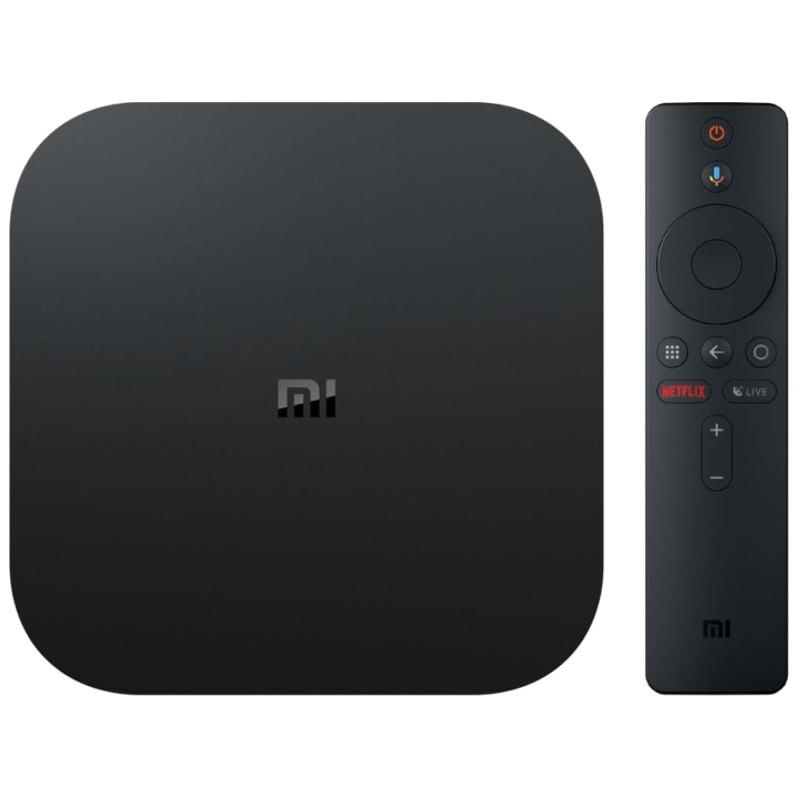 Xiaomi Mi Box S: 4K Ultra HD Android TV
