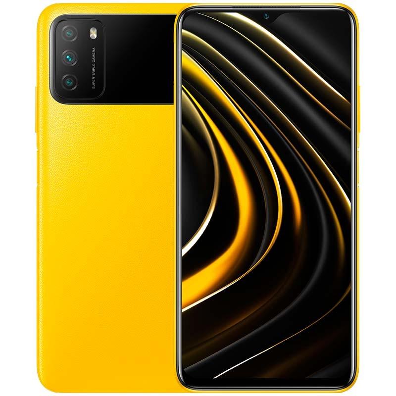 Xiaomi Poco M3 128GB Versão Global Amarelo