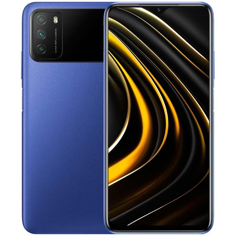Xiaomi Poco M3 128GB Versão Global Azul