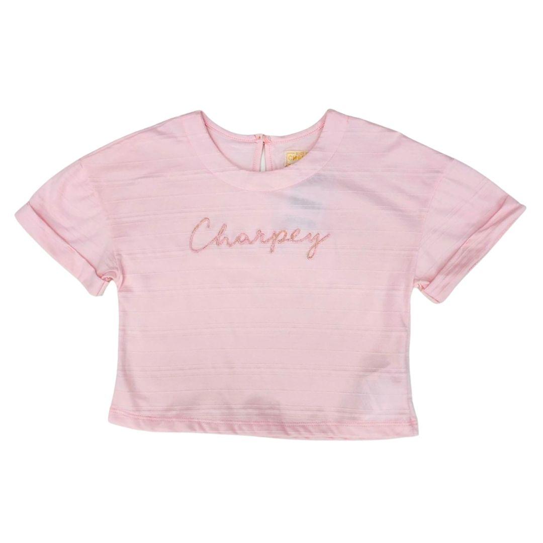 BLUSA BORDADA CHARPEY
