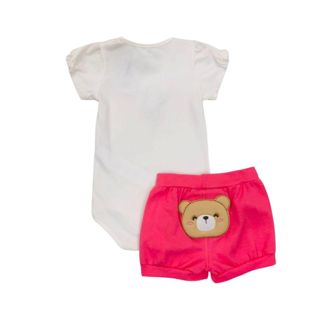 Conj Urso Nini Bambini
