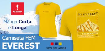 camisetas feminina everest