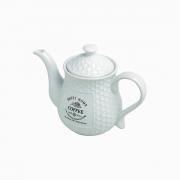 Bule porcelana para café Sweet Home 850 ml Bon Gourmet
