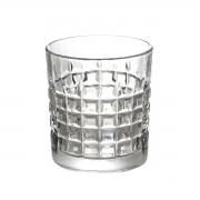 Conjunto 6 copos whisky vidro 325ml 8x9cm Bon Gourmet