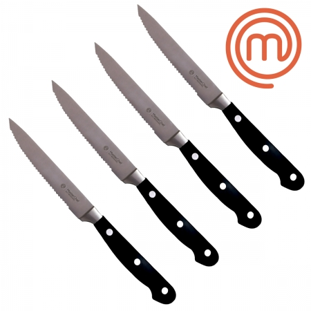 Kit 4 Facas Chef Churrasco  MasterChef Profissional Line