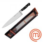 Kit 5 Facas do Chef 10 MasterChef Profissional Line Forjada