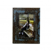 Porta Retrato 10X15 Madeira Tingida (4090/0020)