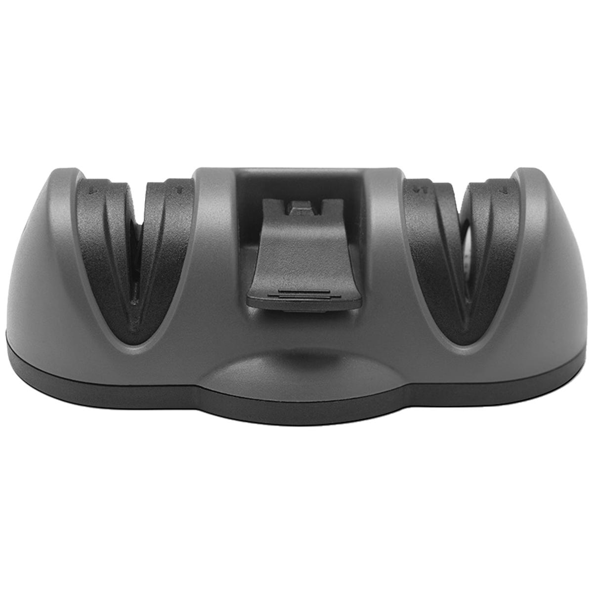 Afiador De Facas Abs Aço Inox 13cm Suprema 13x7x4,5cm Brinox