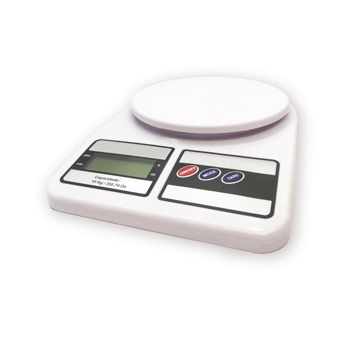 Balança de cozinha digital 10kg Lyor