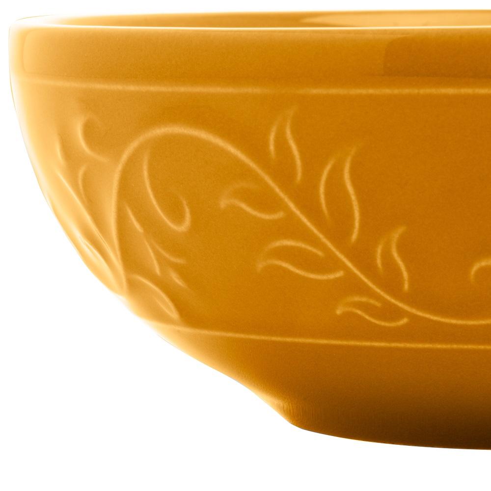 Bowl cerâmica Alanya Flame 15x6cm Rojemac