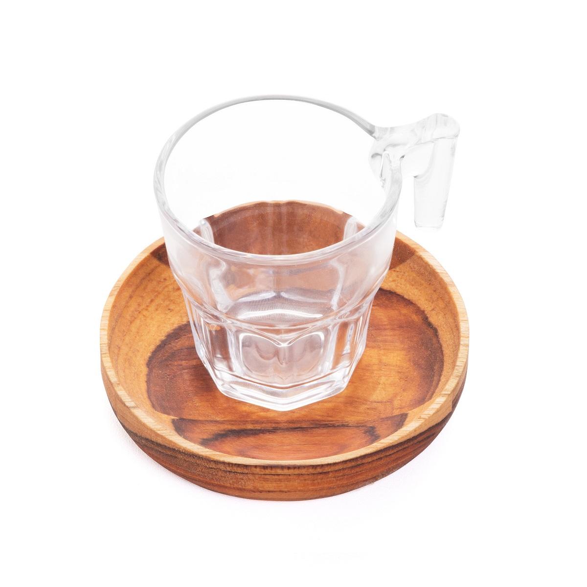 Cj Balde de Gelo 1 L+6 Copos Whisky 325ml 8x9cm Bon Gourmet