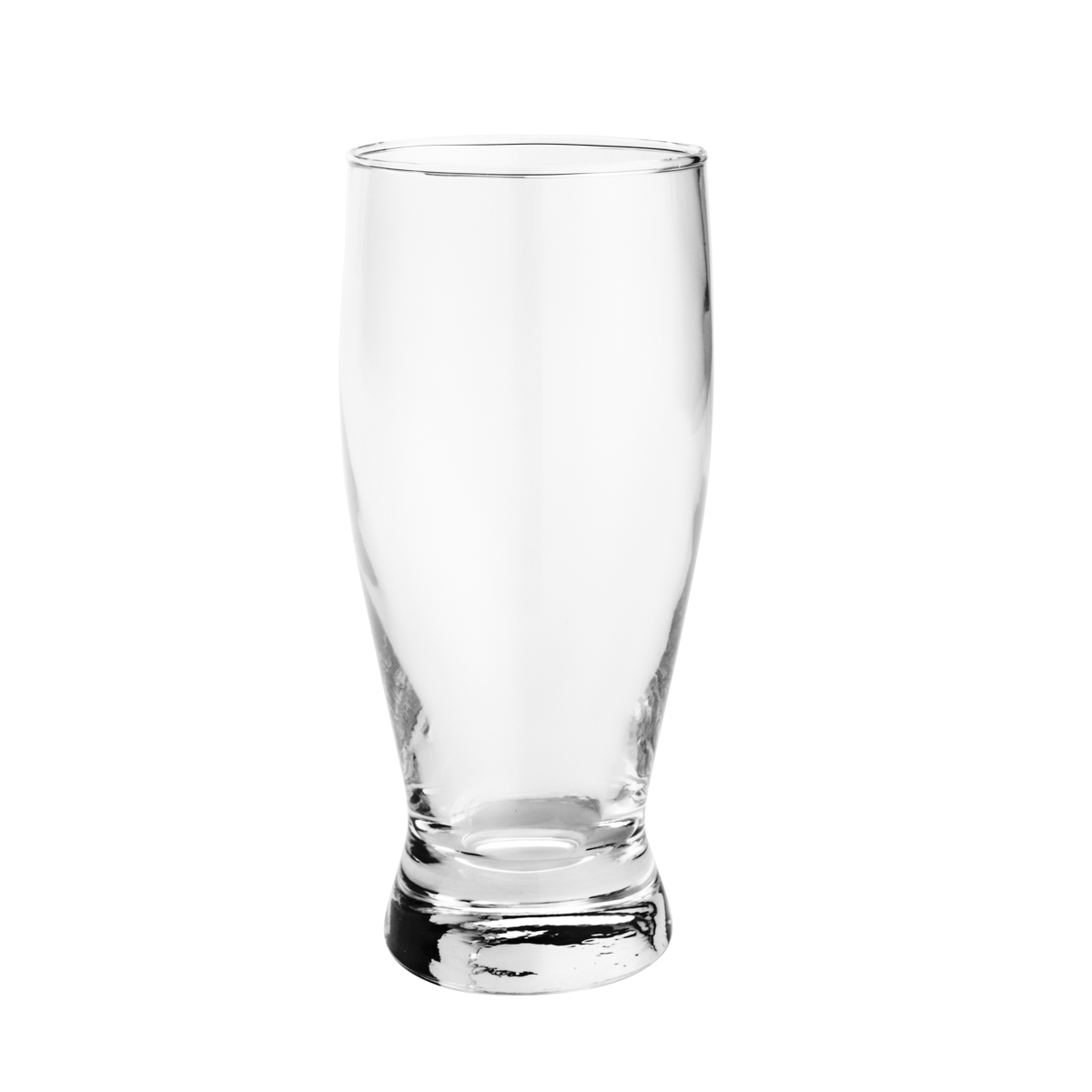 Conjunto 6 copos vidro para cerveja 340ml 6,5x15,5cm Lyor