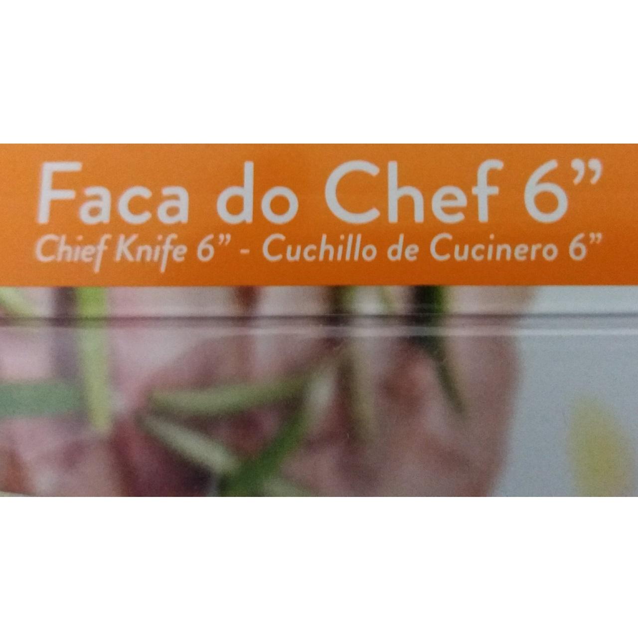 Faca 6 Official Knife Gastronomie MasterChef
