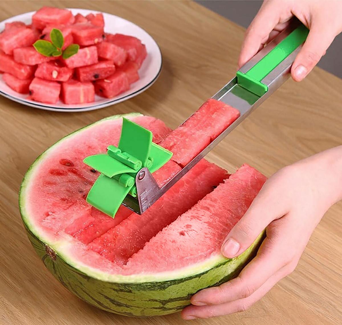 Fatiador de melancias em cubo Mimo Style