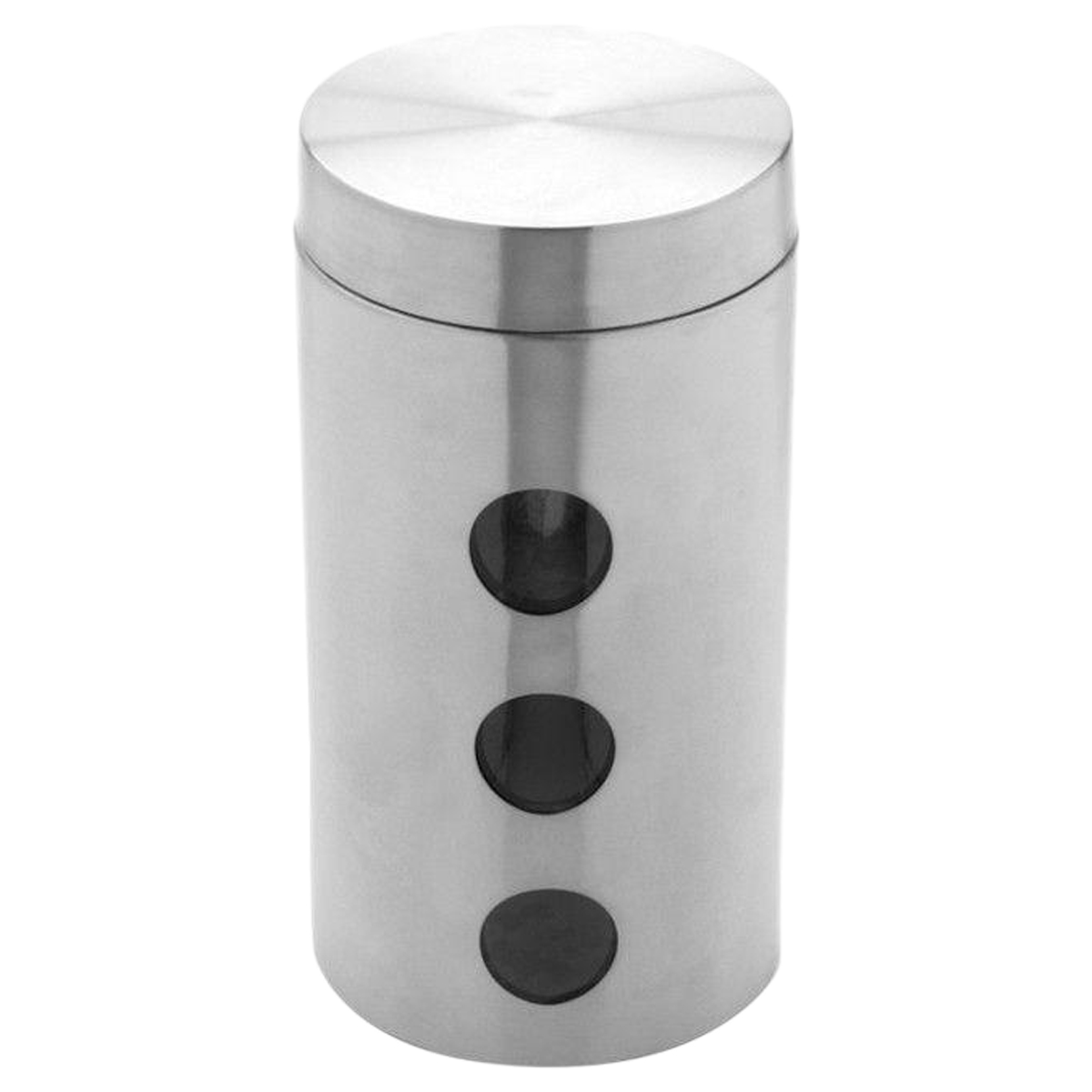 Jogo 3 Porta Mantimentos Aço Inox 1,6/1,2/0,7 L Bon Gourmet