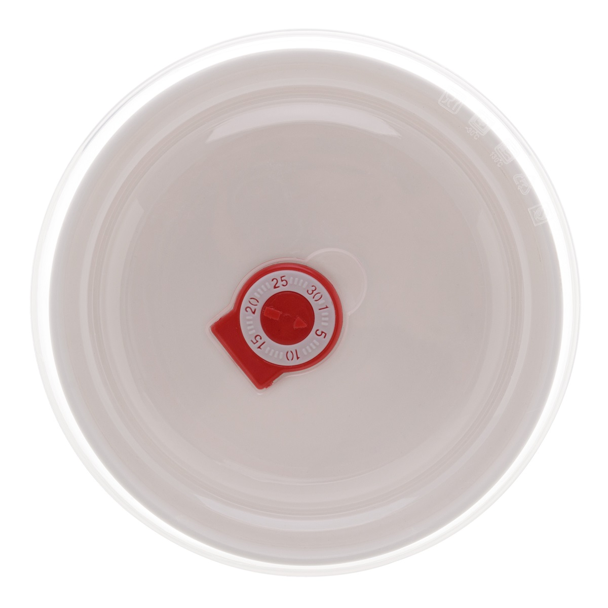 Jogo 3 refratários porcelana branca 750ml/500ml/250ml Lyor