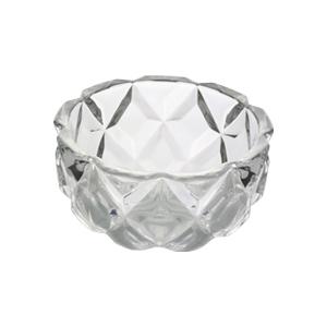 Kit 6 Bowls De Cristal Deli Diamond 250ml 11x5,5cm Lyor