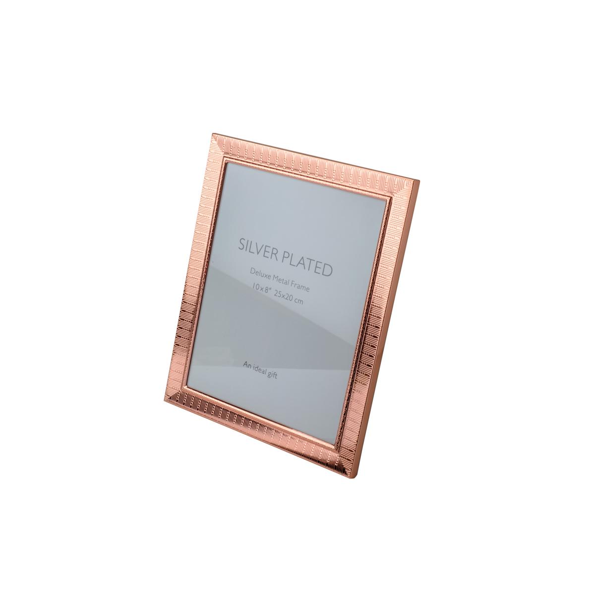 Porta-retrato aco Life rose 16,5x21,5cm foto 13x18cm Rojemac