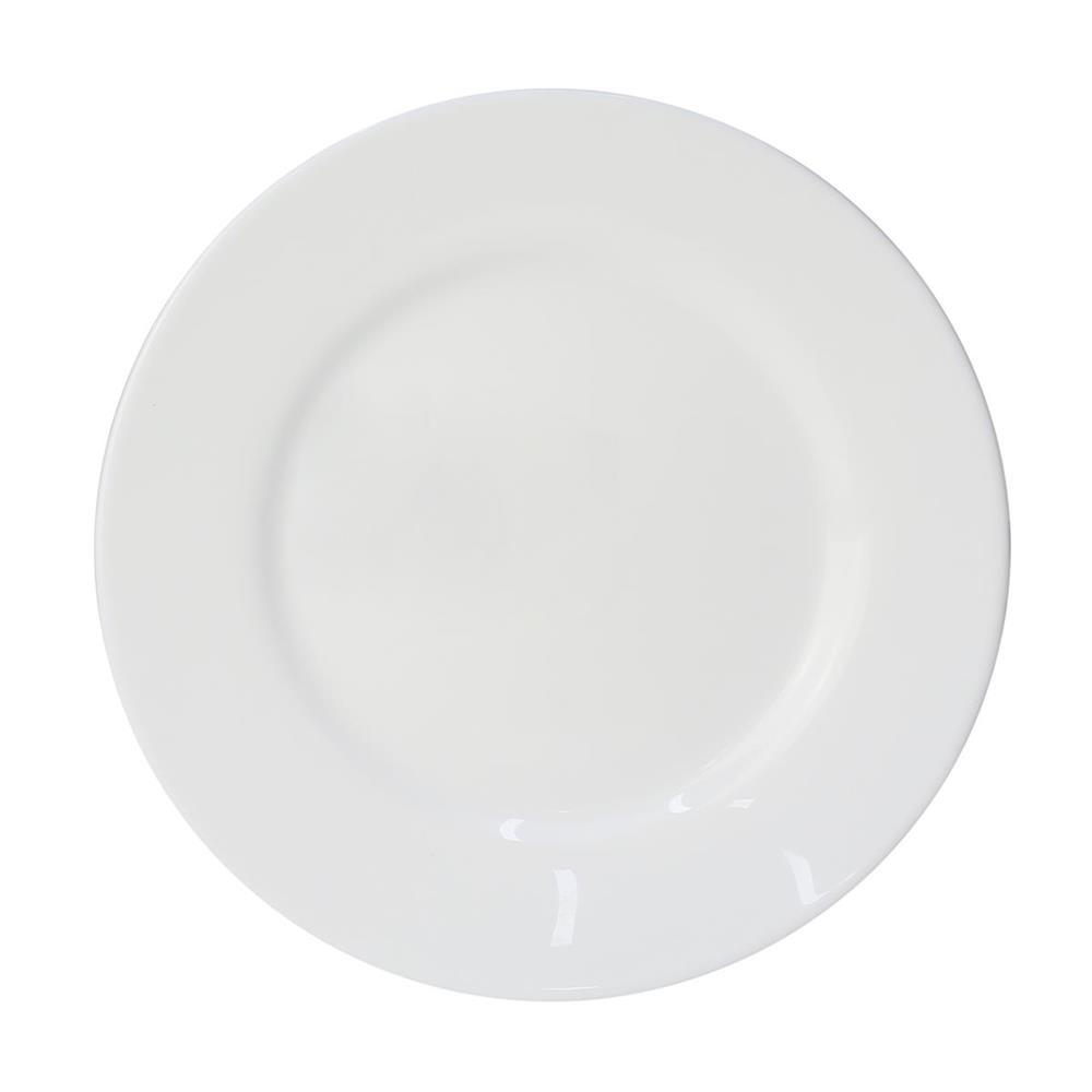 Prato sobremesa opalino Everyday 19cm Lyor