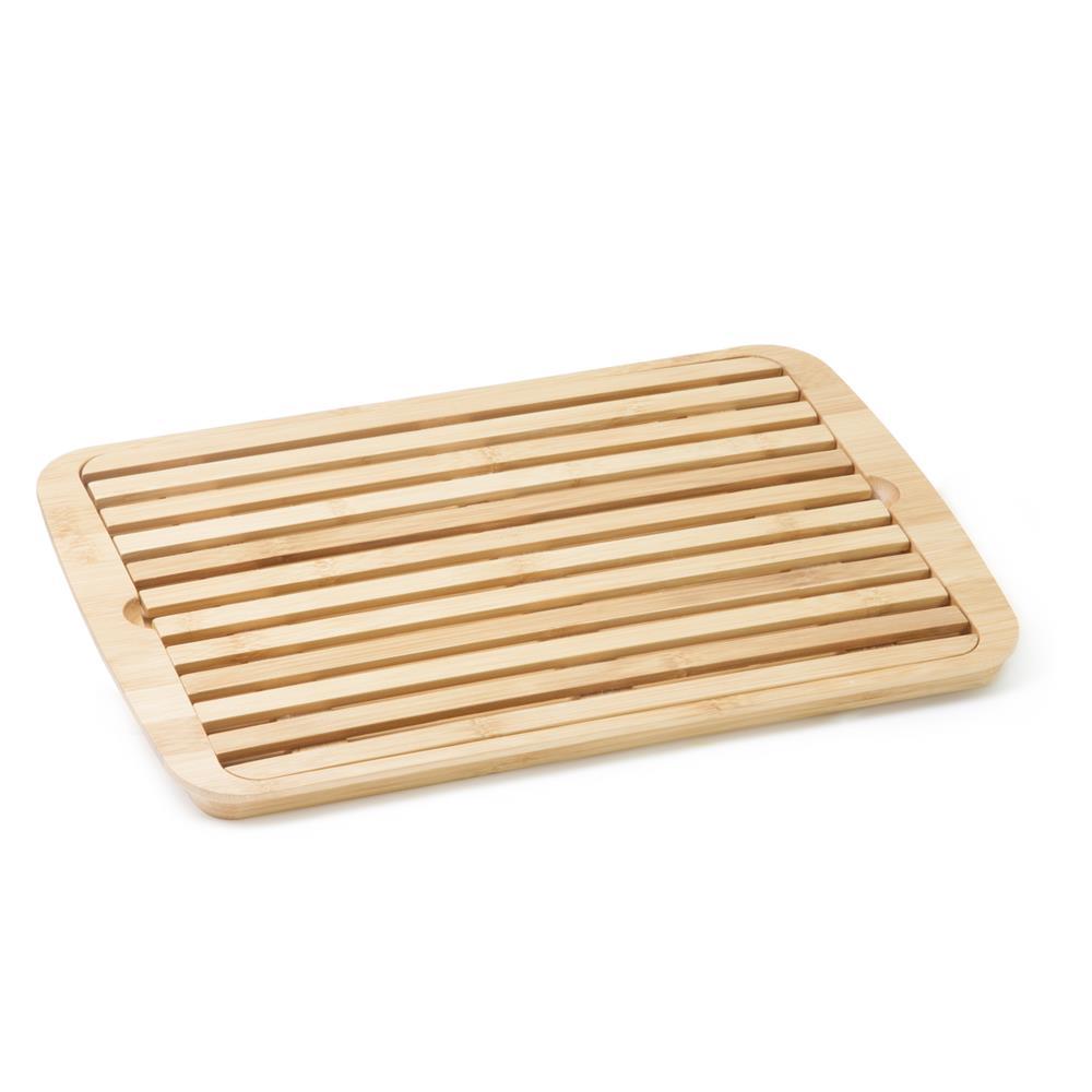 Tabua de pães bambu Ecokitchen 35,7x24x1,7 cm Mimo Style