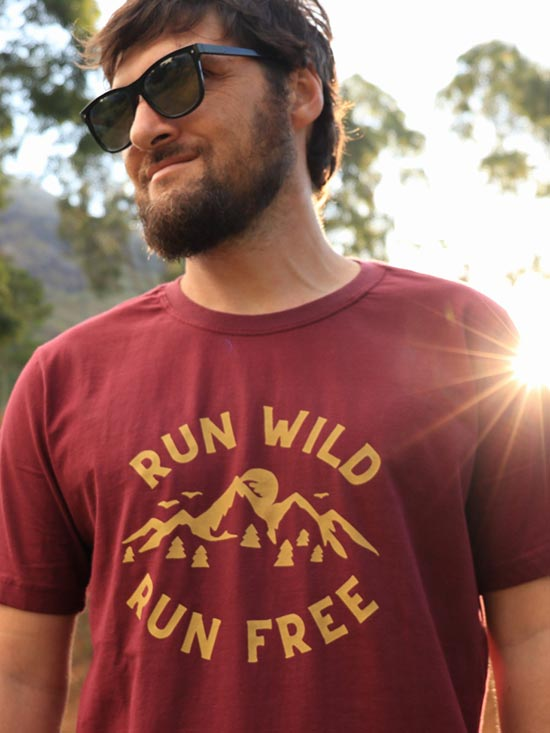 Run Wild Run Free | Up The Mountain