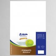 Cartão Capa Branca -Medida 80x50cm - Pacote10un
