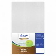 Cartão Cinza H - Medida 80x50cm - Pacote 10un.
