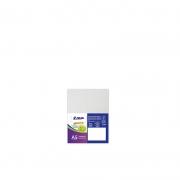 Cartão Cinza H - Medida A5 - Pacote 10un