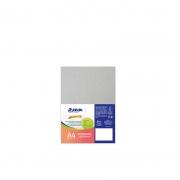 Cartão Cinza- Medida A4 - Pacote 10un.