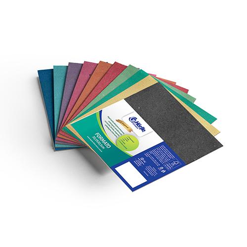 Cartão Color Face - Sortido - Pacote 10un