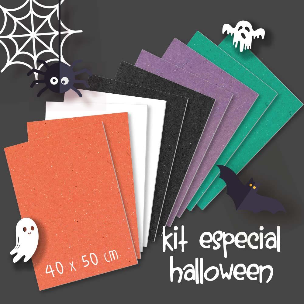 Pacote Especial Halloween -  40x50cm