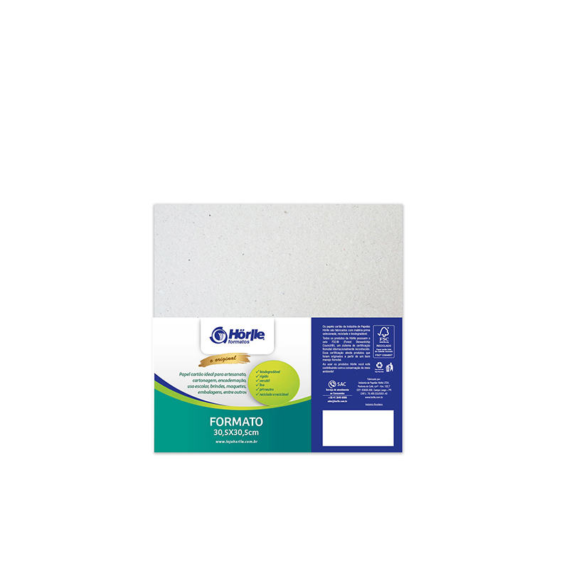 Leve 12 Pague 10 - Cartão Cinza H- Pacote com 12un