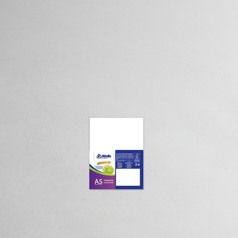 Leve 24 Pague 20 - Cartão Capa Branca - Pacote com 24un