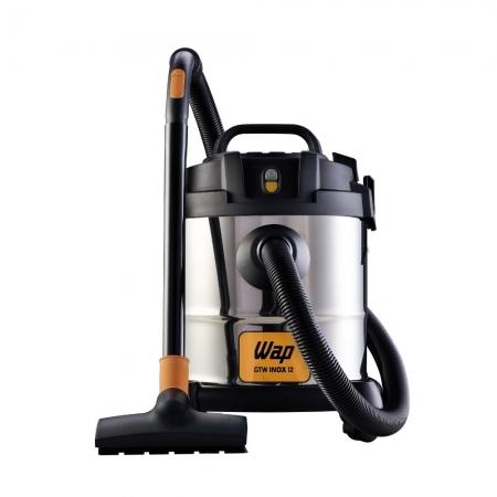 Aspirador De Pó E Água GTW12 Inox - 127v 1400w - Ref. FW005041