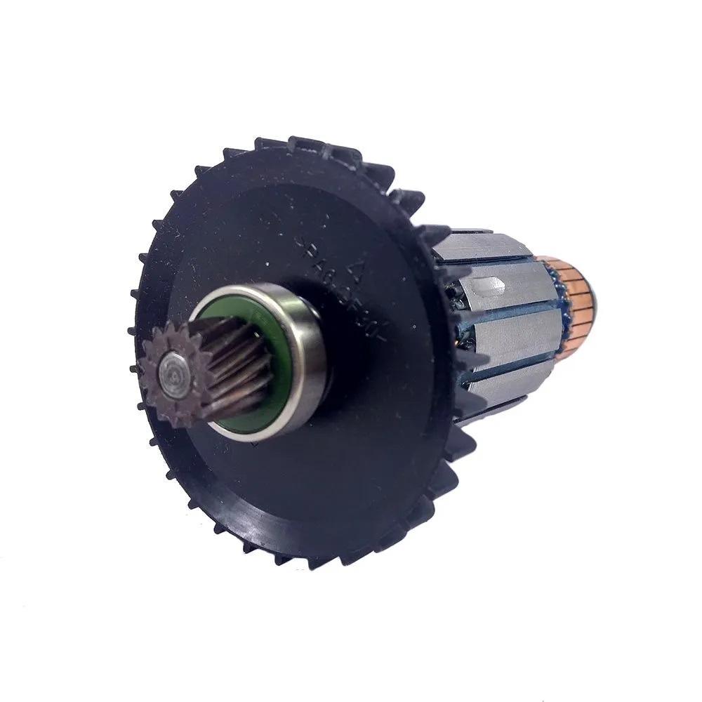 Conjunto Rotor Com Rolamento E Pinhao 127v Dw862 - Ref. N42458S - Dewalt - Produto Original