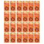 Kit com 24 Cartelas de Pilhas Auditivas A13 e Acessórios