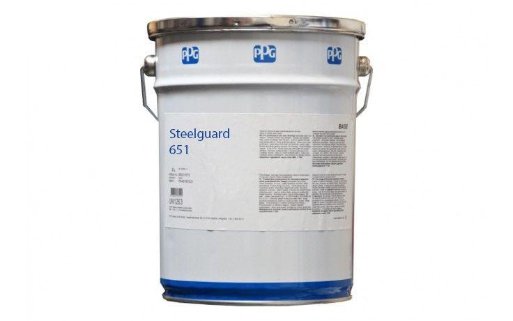 PPG Intumescente  branco SG 651 - Classificação A - Até 120 minutos