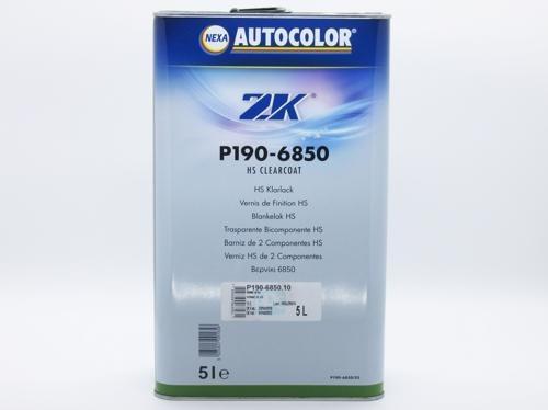 PPG NEXA 2K VERNIZ 6850 COM CATALISADOR - 7,5 L