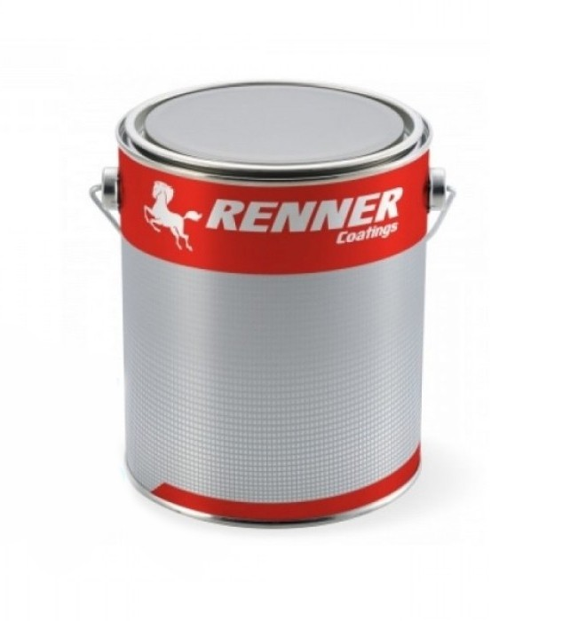 Renner Stofire Tinta Intumescente Branco - Classificação A - 30 A 90 Minutos - 18 Litros - Para Estrutura Metálica