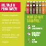 Abacaxi, Yacon, Hortelã, Espinafre e Água de coco