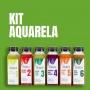 Kit Aquarela - 6 sucos | 300ml